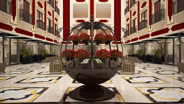 Ünlü otel zinciri İstanbul'dan sonra Konya'da otel açtı