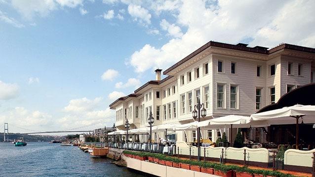 İstanbul'un dünyaca ünlü oteli 1.5 milyar liraya satışta