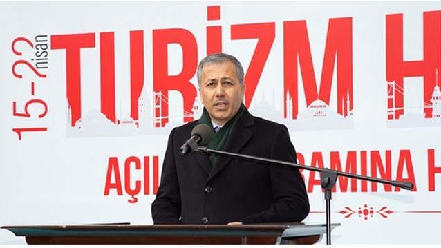 İstanbul'un turist hedefini açıkladı