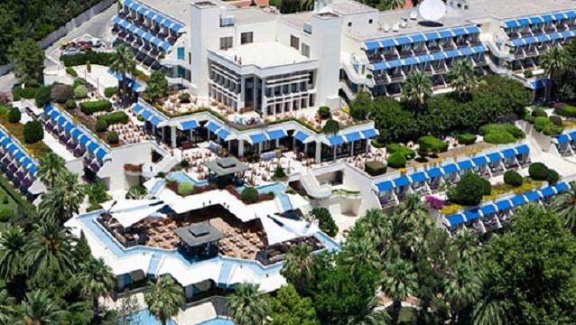 İşte Almanlar en çok bu otelleri tercih ediyor...