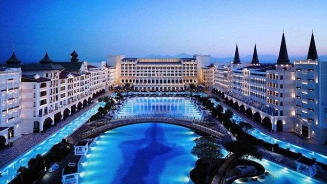 İşte bankalara geçen o oteller