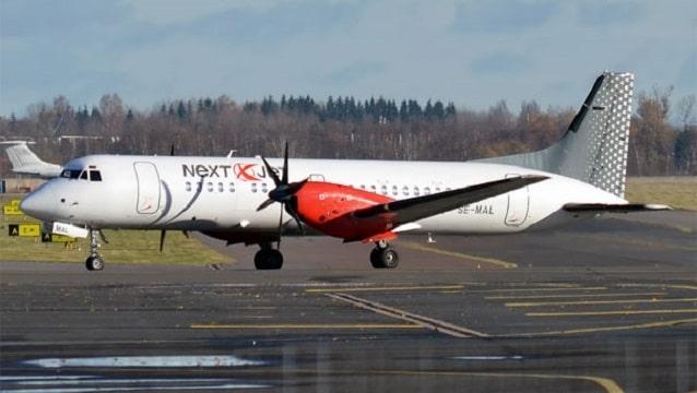 İsveç hava yolu şirketi Nextjet iflas etti