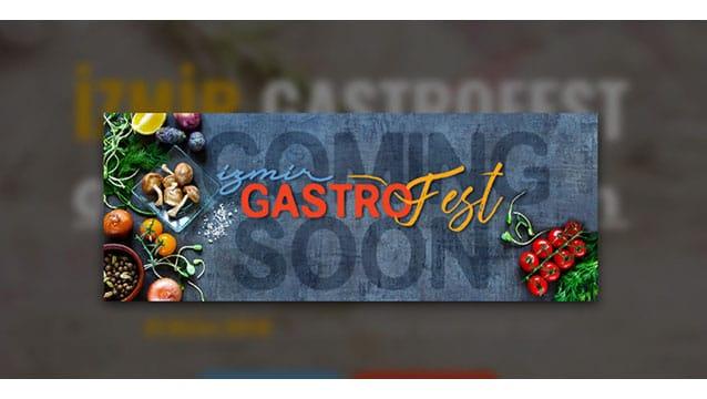 İzmir'de sıra dışı Gastro festivali