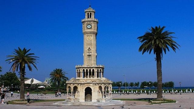 İzmir turizmi büyüme trendinde