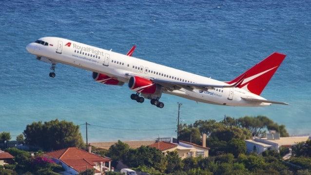 Kaliningrad-Antalya charter uçuşlarına başlayacağı tarihi açıkladı