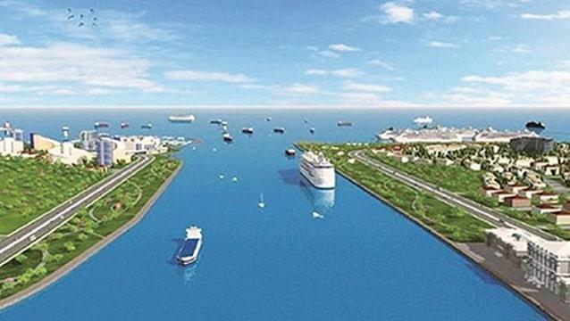 Kanal daralınca 30 milyar Lira tasarruf sağlanacak