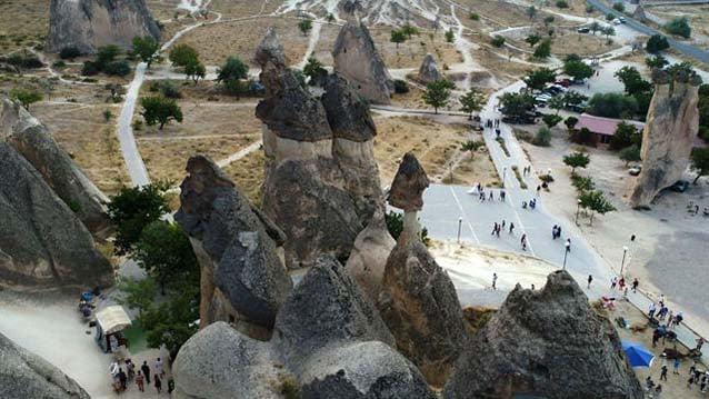 Kapadokya'da 'cezalar' belli oldu