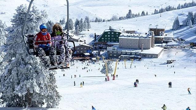 Kayak tatili 22 bin lira!
