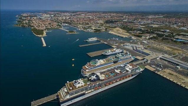 Küba'dan sonra Hırvatistan'ı da liman ağına ekledi