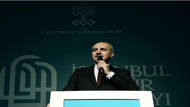 Kurtulmuş:  Yeditepe'nin üzerinden seyredecek ve İstanbul'u yeniden kaleme alacağız