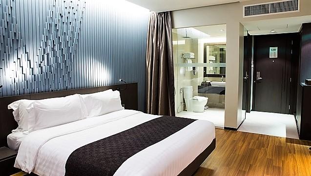 Lüks otellerden öğrenci ve bekara kiralık suit oda