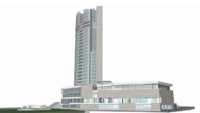 Mall Of İstanbul otel inşaatı son durum?