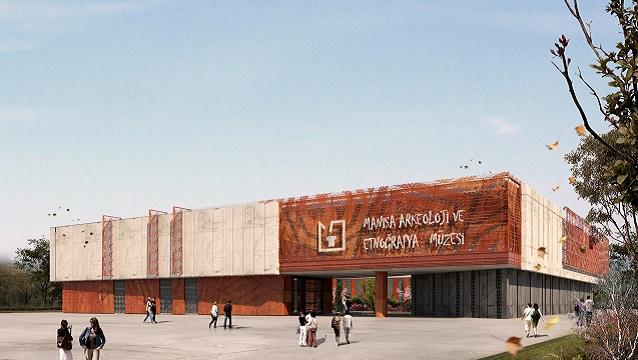 Manisa yeni müzesine kavuşuyor