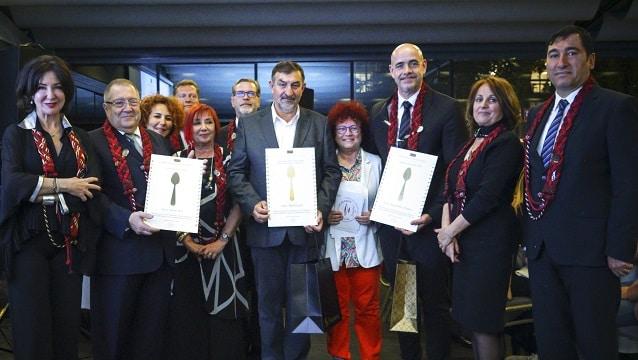 Maximilian Thomae'ye Mutfak Dostları Derneği'nden anlamlı ödül