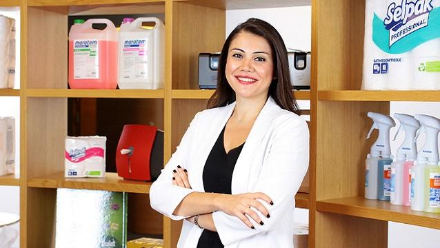 Melike Koçoğlu: Otelleri ve misafirlerini memnun edecek yenilikçi ürünler geliştiriyoruz