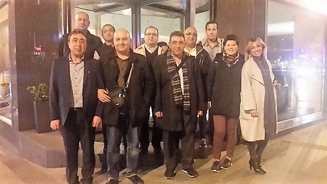 METİOD İstanbul Derneği'nin yeni yönetimi göreve başladı