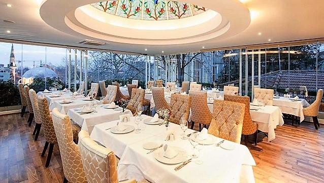 Mevlevi Mutfağı'nın adresi Matbah Restaurant