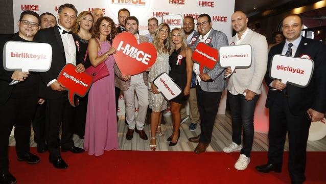 MICE sektörü 'Network Party'de bir araya geldi