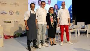 Michelin Yıldızlı Şefler İnoksan Mutfağında