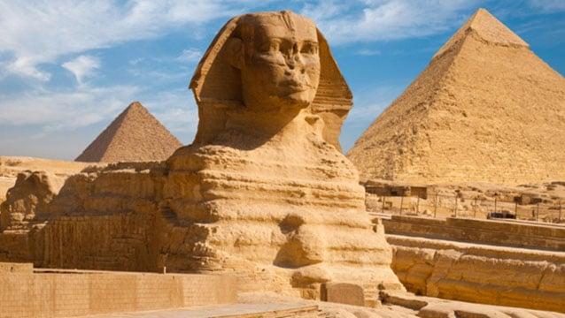 Mısır'a gelen turist sayısı 'gizli'!