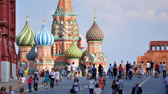 Moskova turizm gelirlerinde neredeyse Türkiye ile yarışacak…