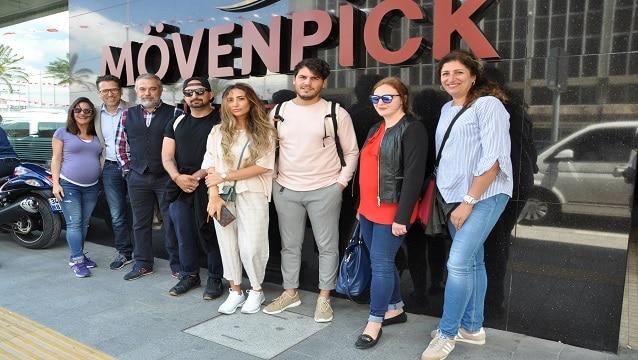Mövenpick Hotel, Alman bloggerları İzmir'de ağırladı