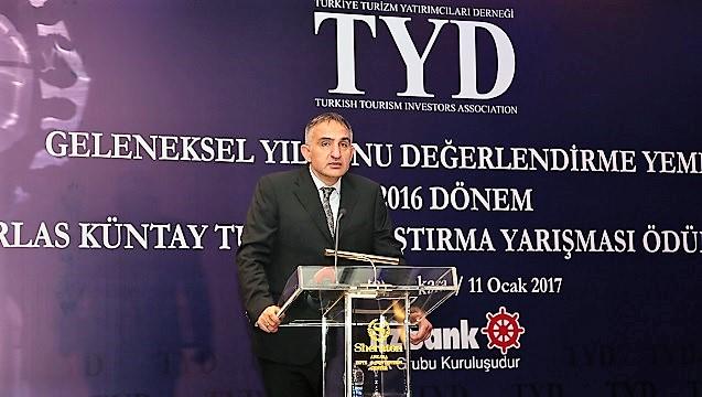 Murat Ersoy: 2017'de turist sayısı artar eğer…