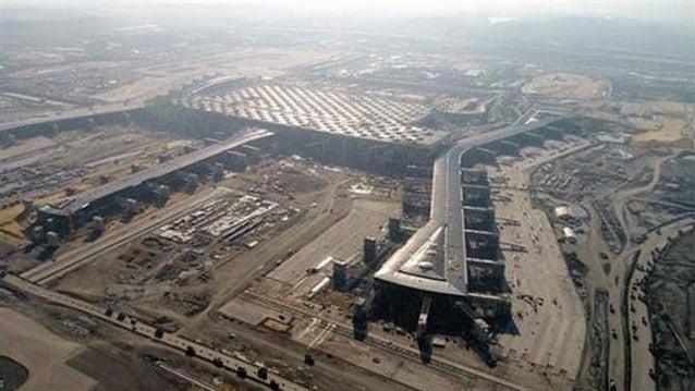 Numan Olcar isyan etti: 'Yeni havalimanı Ekim 2019'da açılsın'
