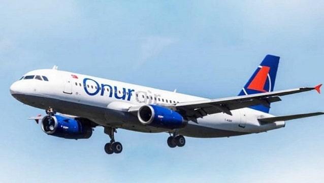 Onur Air uçağı, Volgograda acil iniş yaptı 99