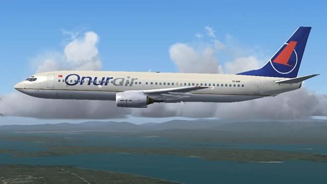 Onur, Rusya'nın 5 şehrinden İstanbul'a uçuş başlatacak