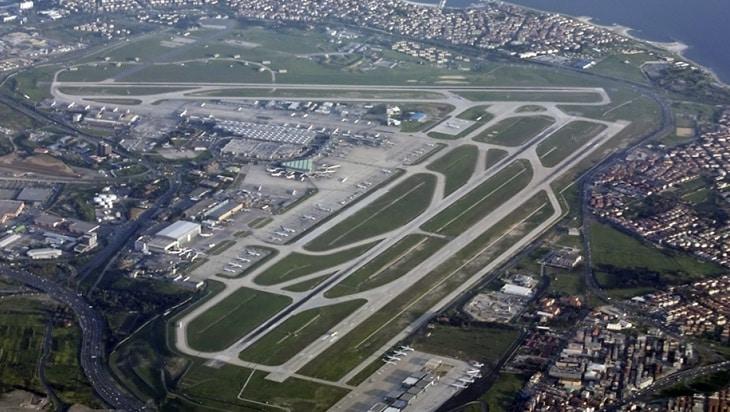 Otellere iyi haber: Atatürk Havalimanı yeniden doğuyor