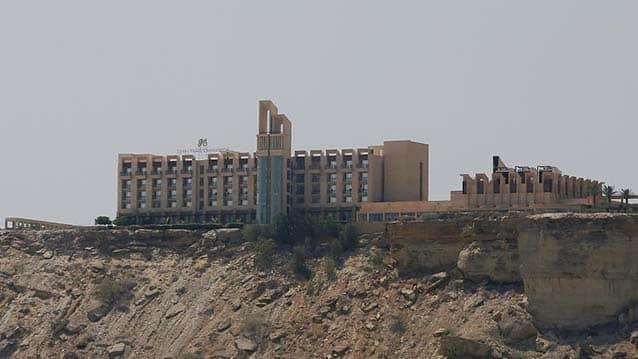 Pakistan'da otel saldırısı: 5 ölü