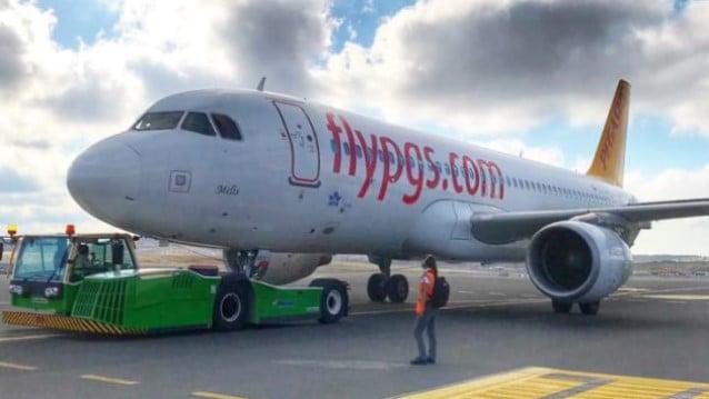 Pegasus İzmir-İstanbul Havalimanı seferlerine 4 ay sonra başladı