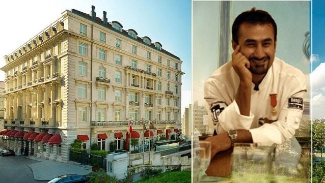Pera Palace ünlü Şef Hasan Korkmaz'ı transfer etti