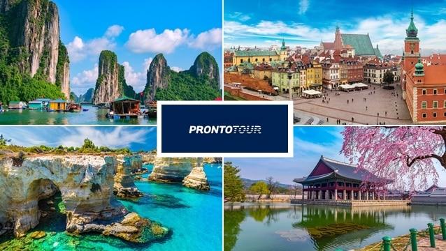 Prontotour ile dünyada keşfedilmedik yer kalmayacak
