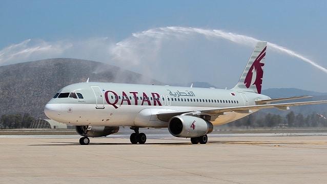 Qatar Airways Milas-Bodrum Havalimanı'na ilk uçuşunu gerçekleştirdi