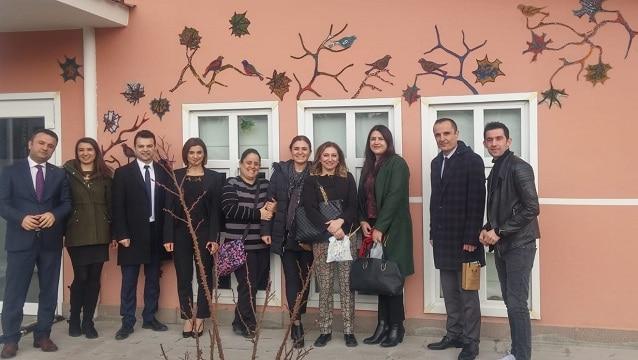 Radisson Blu Hotel Ankara'dan anlamlı ziyaret!