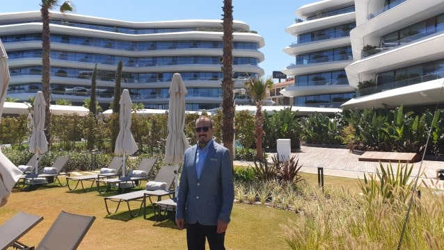 Reges, A Luxury Collection Resort&SPA, Çeşme'ye Atama