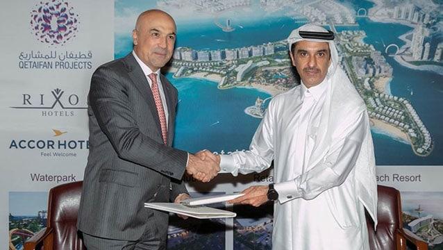 Rixos'tan Katar'da yeni proje