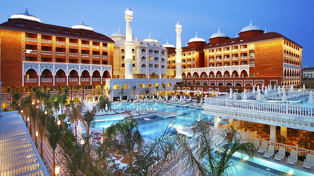 Royal Taj Mahal Hotel'e Mitsubishi Electric imzası