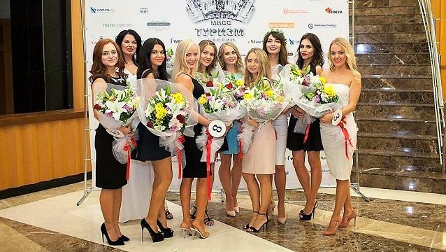 """Rus acenteler """"Turizm Güzeli"""" olmak için yarıştı"""