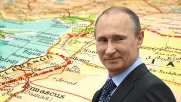 Ruslar sıcak denizlere Suriye'den inecek!