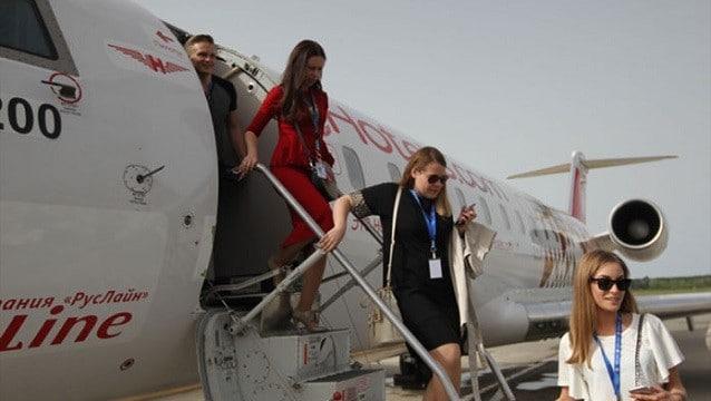 Rusya'dan Karadeniz'e direkt uçuş dopingi