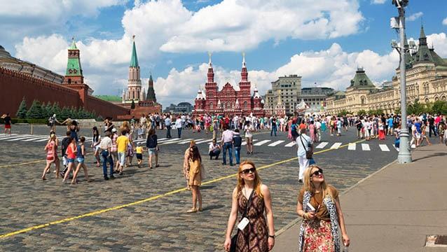 Rusya turizm için kesenin ağzını açtı