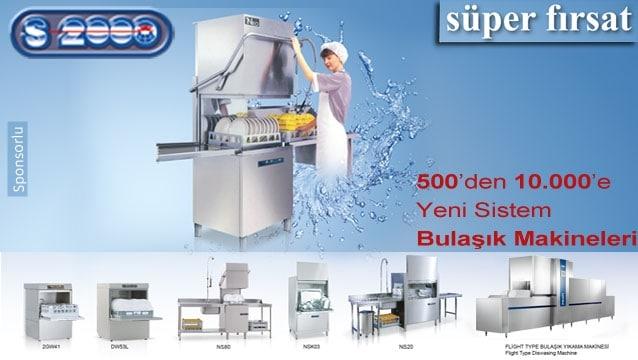 S2000 Endüstriyel Mutfak ve Soğutma Sistemleri