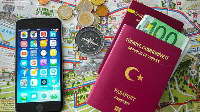 Seyahatlerden getirilen telefonların harcına büyük zam