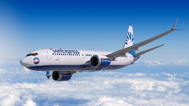 SunExpress yaz sezonunu açtı: Haftada 844 uçuş