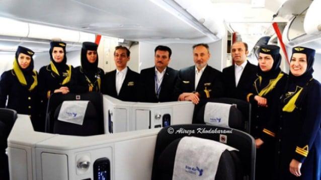 Tahran-İstanbul uçuşlarına başlıyor