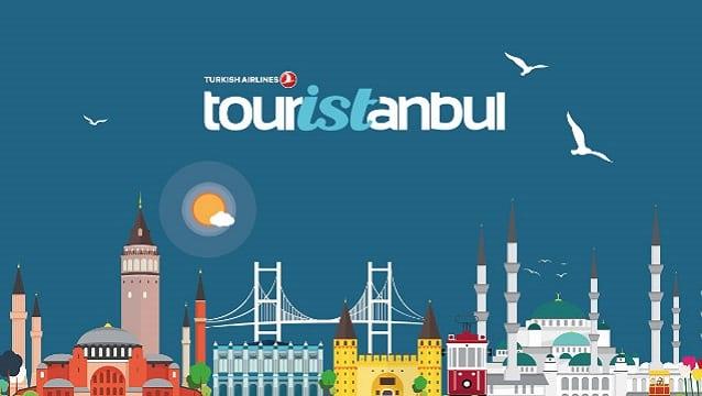 THY 14 bin transit yolcuya İstanbul'u gezdirdi