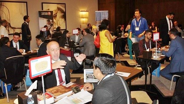 Travel Shop Dubai'de 46 ülkeden 295 'hosted buyer' ağırladı